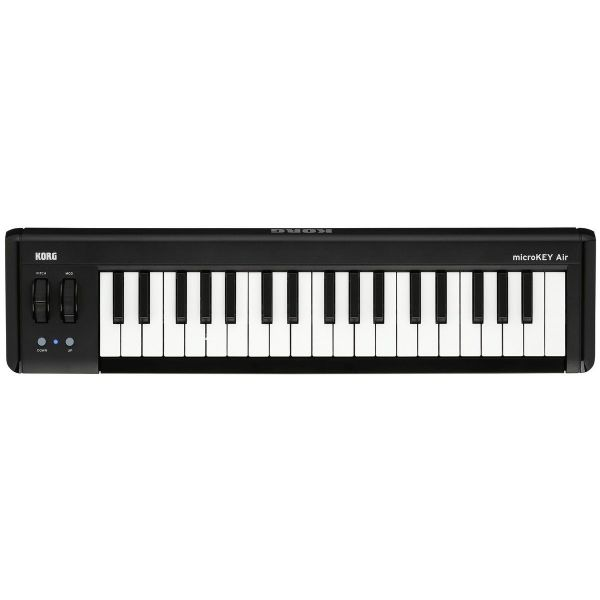 Korg microKEY-2 AIR 37-Key Bluetooth MIDI Keyboard
